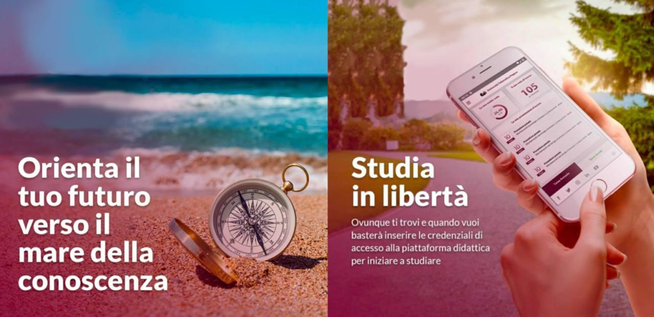 homepage unipegaso Prato